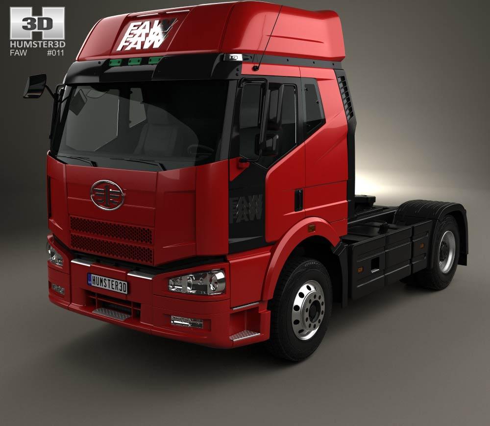 FAW_J6_Tractor_Truck_2axle_2007_1000_0001