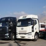 کامیونت 6 تن فاو - تثبیت فروش در بازار جنوب