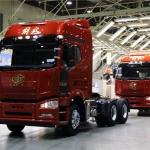 خط تولید محصولات فاو در چین