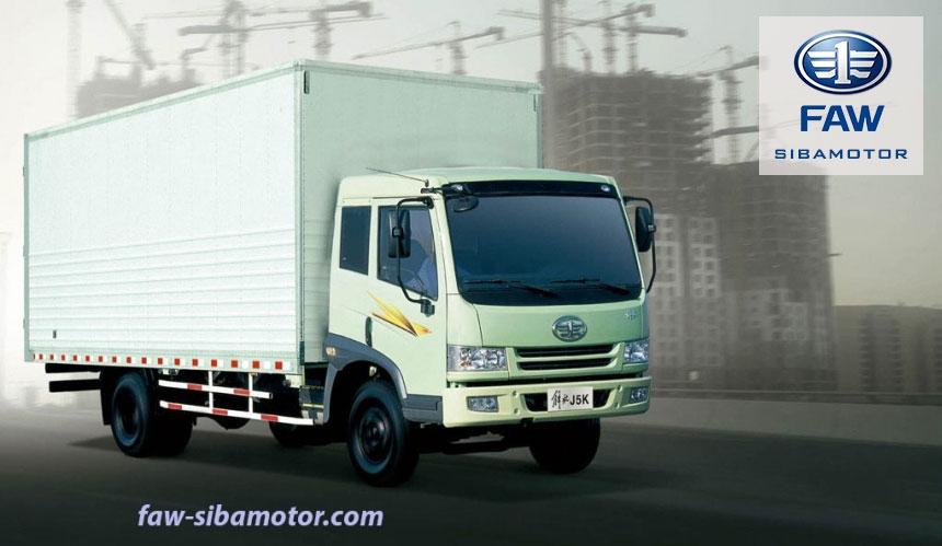 کامیونت سیباموتور