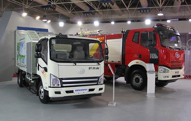 سیبا موتور با محصولات جدید در نمایشگاه حمل و نقل شهری