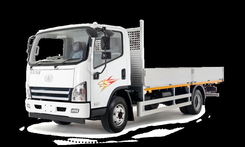 مشخصات فنی کامیونت فاو