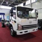 نمایشگاه کامیون فاو در اصفهان