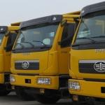 انواع کامیون فاو