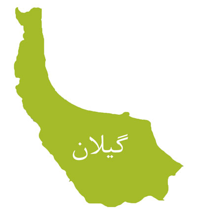 شرکت فاو در استان گیلان